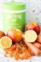 Easy 3 ingredient protein gummy bears