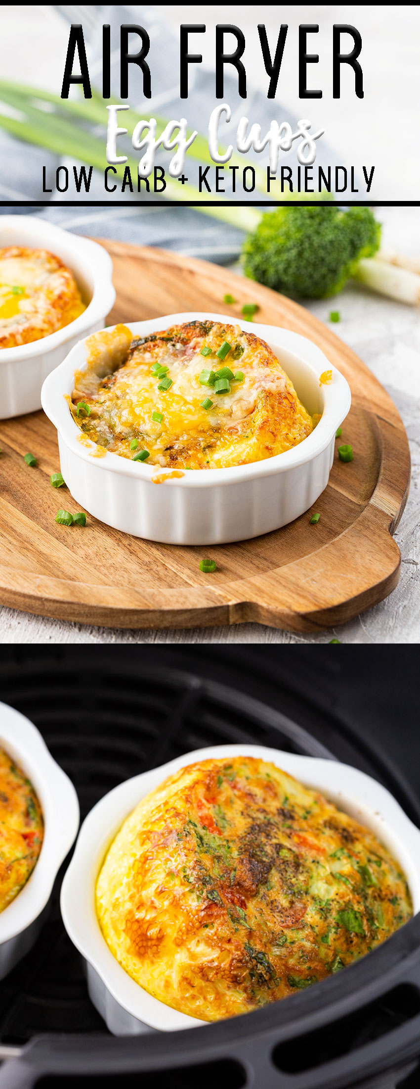Air Fryer Egg Cups Easy Peasy Meals