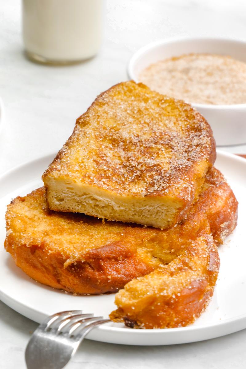 Churros french toast