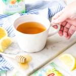 How to Brew the perfect cup of tea: Mug of Detox tea