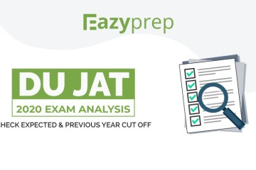 du jat exam analysis