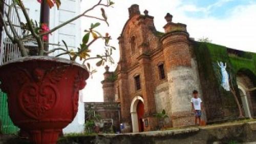 Church of Nuestra Señora de la Asuncion (Santa Maria Church)