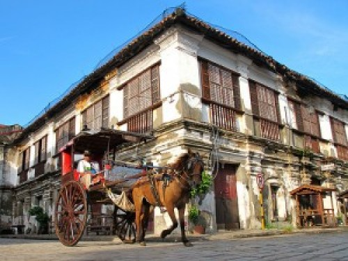 The Historic City of Vigan - A UNESCO World Heritage Site