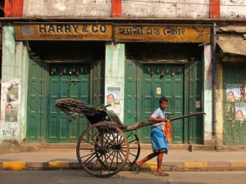 Hand-pulled Tana Rickshaw