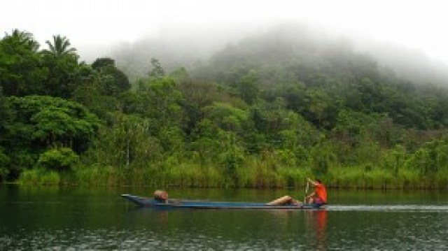 Lake Danao National Park