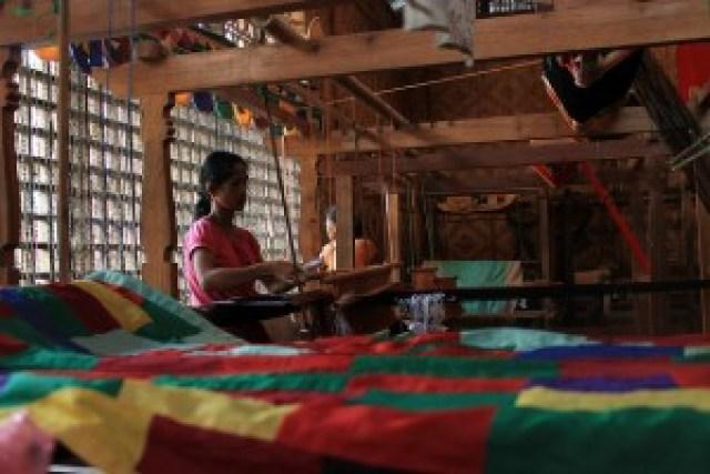 Maguindanao Weaving