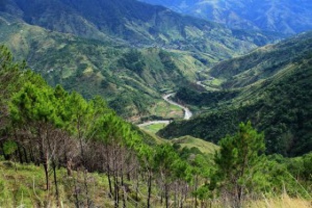 Agno River Valley