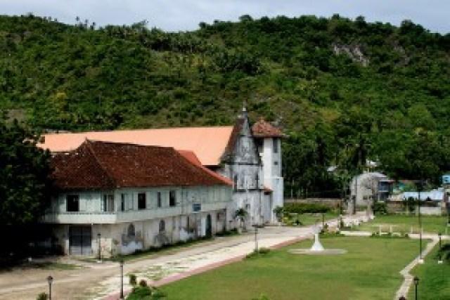 Patrocinio de Maria Church Complex