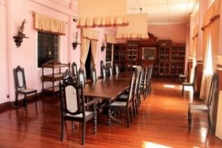 Syquia Mansion - Interior