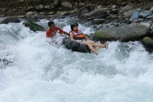 Whitewater River Tubing, Maitum