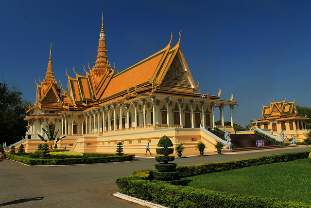Throne Hall of the Royal Palace