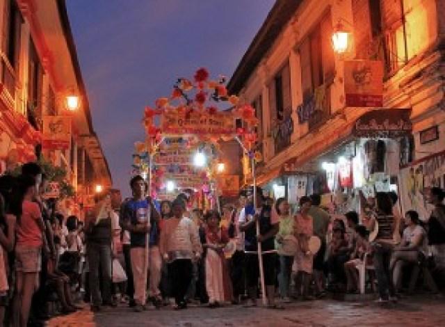 Santacruzan 2012