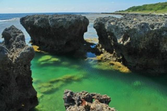 Pangil Coral Rock Gardens