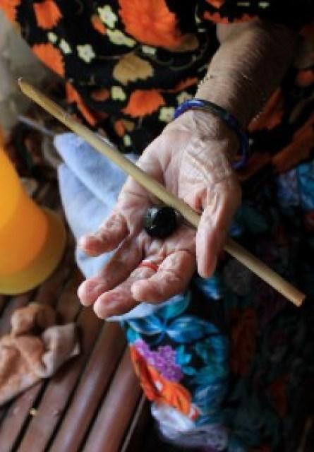 """""""Bolo-Bolo"""" Healing Ritual by Lola Conching"""