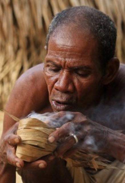 Batek Tribesman