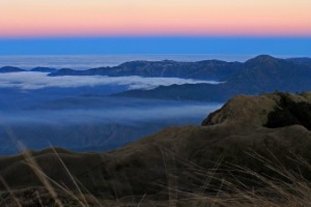 Mt. Pulag National Park,