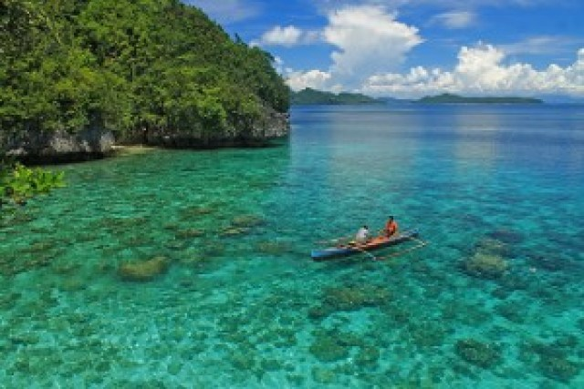 Babas Cove, Dinagat Islands