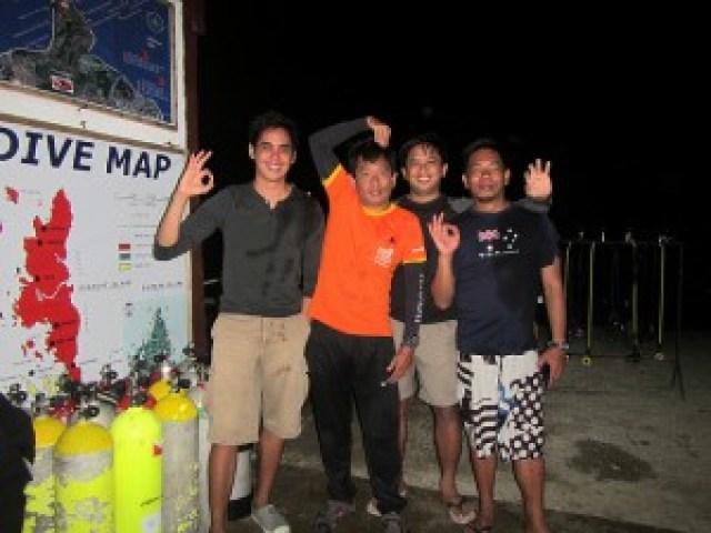 SDI Open Water Scuba Diver Graduation