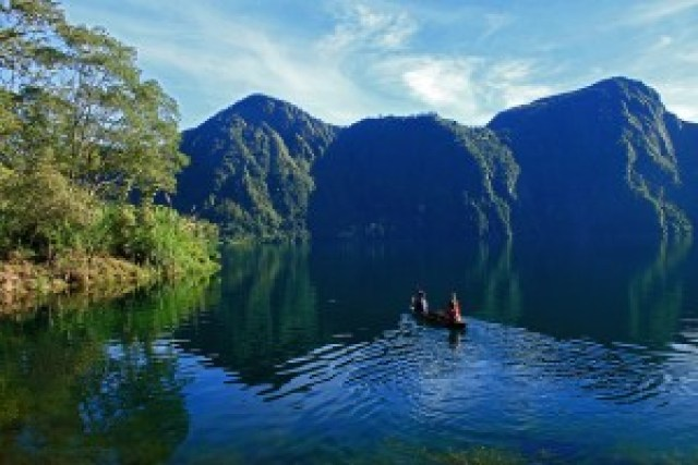 Lake Holon, T'boli, South Cotabato, Philippines