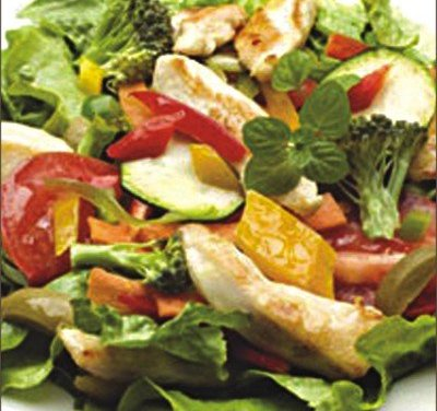 Making healthy fast food choice