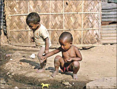 Improving water quality to save children