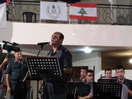 محمد عيسى الخطيب الذي أمتع الحضور بلبنانياته