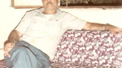 صورة أبو كامل العّدان … على درب السفر