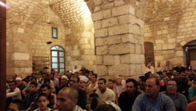 صورة العيدُ الكبيرُ في جامع برجا الكبير