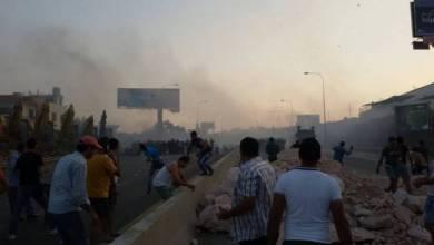 """صورة جولة في برجا """"الثائرة""""…هكذا نرصد شاحنات جهاد العرب"""