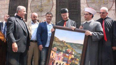 صورة برجا تبتهج بزيارة بطريرك أنطاكيا وسائر المشرق بشارة الراعي