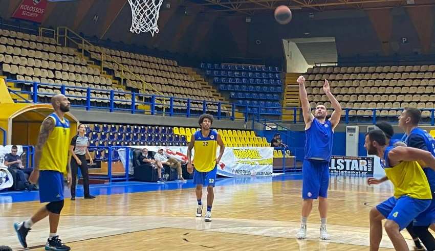 FIBA ΗΡΑ ΠΕΡΙΣΤΕΡΙ