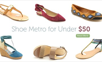 Under $50 On Trend Shoes
