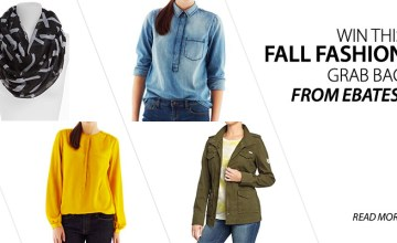 Win a Fall Fashion Grab Bag Giveaway from Ebates!