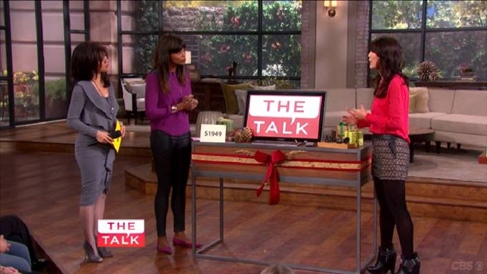 The Talk Cyber Monday