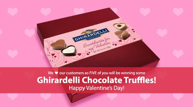 Val Day Giveaway
