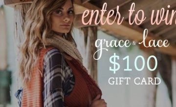 Grace & Lace Gift Card Giveaway