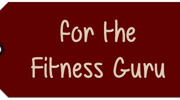 Holiday Gift Guide for the Fitness Guru