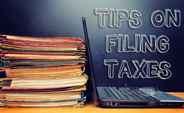 Tips on Filing Taxes