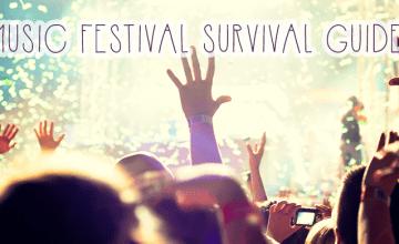 Music Festival Survival Guide