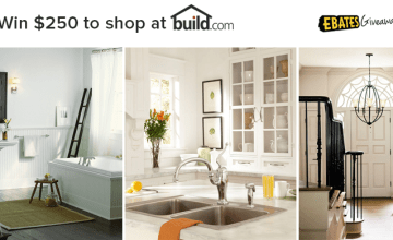 Win $250 to Shop at Build.com!