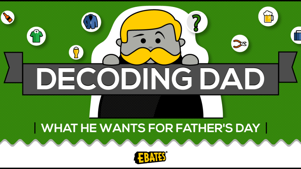 Decoding Dad: What He Wants for Father's Day
