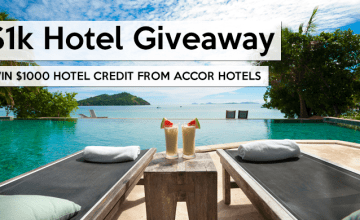 Enter to Win $1000 Hotel Credit