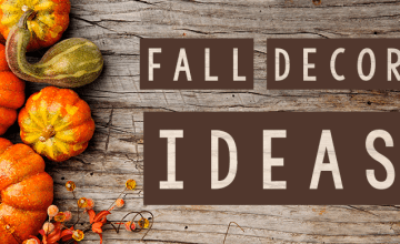 New Fall Decor Ideas to Freshen Up Your Home