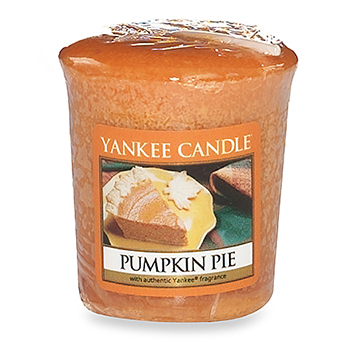 Yankee Candle Pumpkin Pie Votive Candle | $1.49 (Bed Bath & Beyond)