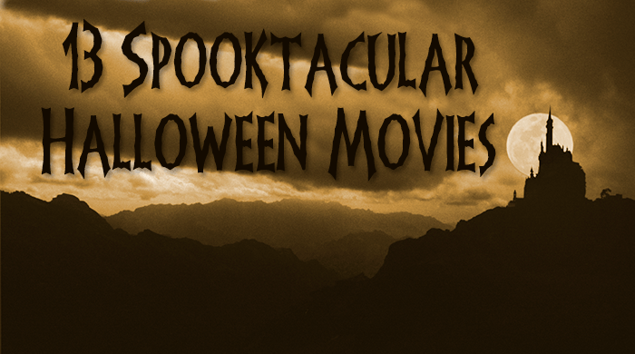 13 Spooktacular Halloween Movies for All Ages