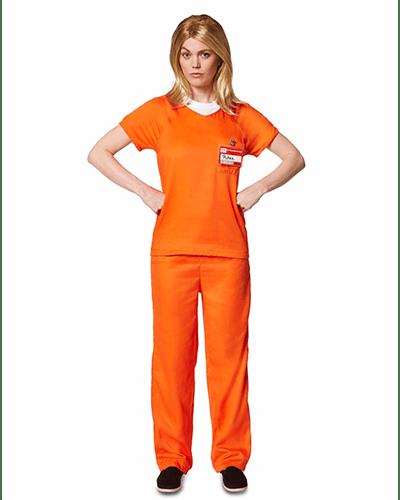 Orange is the new black Halloween costumes