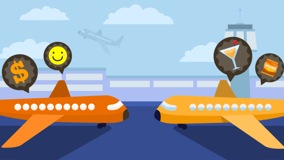 Infographic: Making the Most of Airline Perks