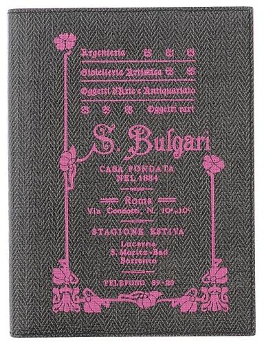 bulgari canvas planner
