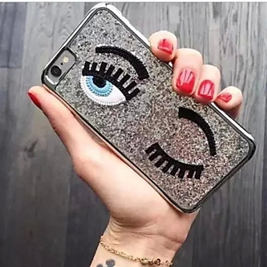 Glitter Eyes iPhone Case