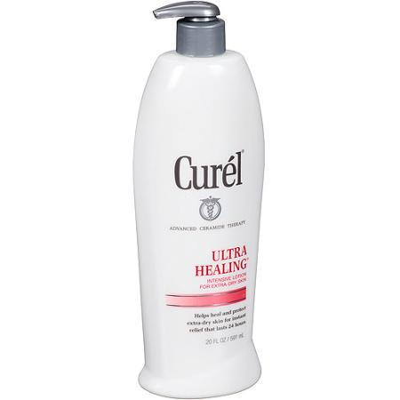Curel Ultra Healing Moisture Lotion